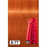 Igora Royal 8-77 Intense Medium Copper Blonde 2oz