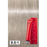 Igora Royal 9.5-1 Extreme Light Ash Blonde 2oz