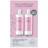 BC Bonacure pH 4.5 Color Freeze Silver 2pk 33.8oz