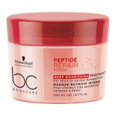 BC Bonacure Peptide Repair Rescue Nourish Treatment