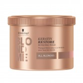 BLONDME Keratin Restore Bonding Mask 16.9oz