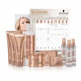 BLONDME Renew & Revive Detoxifying System Pack