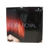 Igora Royal Color Chart Premium Book