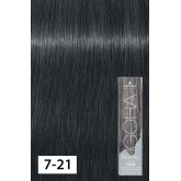 Igora Royal 7-21 Raw Essentials Medium Blonde Ash Cendre 2oz