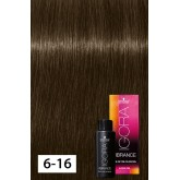 Igora Vibrance 6-16 Raw Essentials Dark Brown Cendre Chocolate