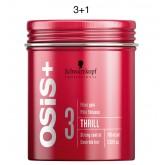 Schwarzkopf OSiS+ Thrill Fiber Gum 3.4oz 3+1
