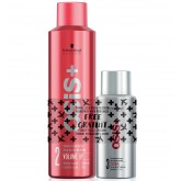 Schwarzkopf OSiS+ Volume Up Booster Spray & Mini Session Spray