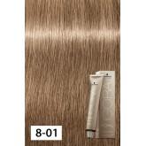 Igora Royal Absolutes 8-01 Light Blonde Natural Cendre 2oz
