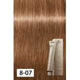 Igora Royal Absolutes 8-07 Light Blonde Natural Copper 2oz