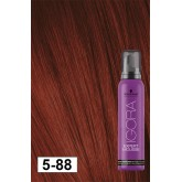 Igora Expert Mousse 5-88 Light Brown Extra Red