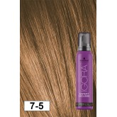 Igora Expert Mousse 7-5 Medium Blonde Gold