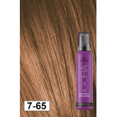 Igora Expert Mousse 7-65 Medium Blonde Chocolate Gold
