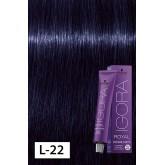 Igora Fashion Lights L-22 Dark Blue 2oz