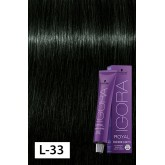 Igora Fashion Lights L-33 Dark Green 2oz