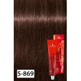 Igora Royal Dusted Rouge 5-869 Light Brown Red Chocolate Violet 2oz