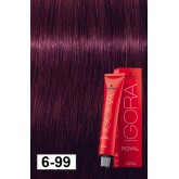 Igora Royal 6-99 Dark Blonde Violet Extra 2oz