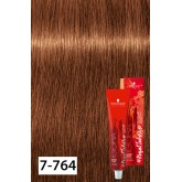 Igora Royal Dusted Rouge 7-764 Medium Blonde Copper Chocolate Beige 2oz