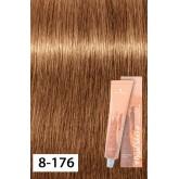 Igora Royal Disheveled Nudes 8-176 Light Blonde Cendre Copper Chocolate 2oz