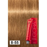 Igora Royal 8-55 Light Blonde Gold Extra 2oz