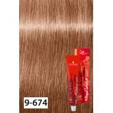 Igora Royal Dusted Rouge 9-674 Extra Light Blonde Chocolate Copper Beige 2oz