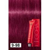 Igora Royal 9-98 Extra Light Blonde Violet Red 2oz
