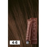 Igora Color10 4-6 Medium Auburn Brown 2oz
