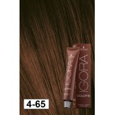 Igora Color10 4-65 Medium Brown Auburn 2oz