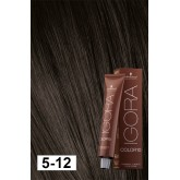 Igora Color10 5-12 Light Ash Smokey Brown 2oz