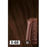 Igora Color10 5-68  Light Brown Auburn 2oz