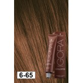 Igora Color10 6-65 Dark Blonde Auburn Gold 2oz