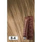 Igora Color10 8-4 Light Blonde Beige 2oz
