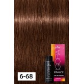 Igora Vibrance 6-68 Dark Blonde Chocolate Red