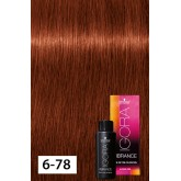 Igora Vibrance 6-78 Dark Blonde Copper Red