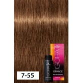 Igora Vibrance 7-55 Medium Blonde Gold Extra 2oz