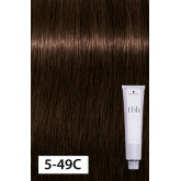 Schwarzkopf tbh 5-49C Light Brown Beige Violet 2oz