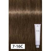 Schwarzkopf tbh 7-16C Light Brown Beige Violet 2oz