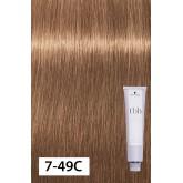 Schwarzkopf tbh 7-49C Medium Blonde Beige Violet 2oz