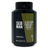 SEB MAN The Multi-Tasker 3-In-1 Hair, Beard & Wash