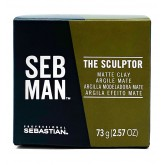 SEB MAN The Sculptor Matte Clay 2.5oz