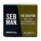 SEB MAN The Sculptor Matte Clay 2.5oz