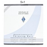 Segals Solutions Thinning Hair 3pk 5+1