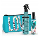 Healthy Sexy Hair Love Is In The Hair Cosmetic Bag 2pk