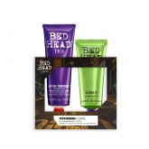 Bed Head Collosal Curl On The Rebound + Screw It 2pk