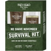 Bedhead For Men No Shave November Survival Kit 2pk