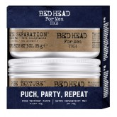 Bedhead For Men Puck Party Repeat 2pk