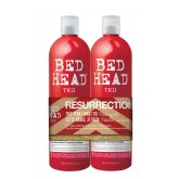 Bed Head Resurrection Shamp Cond Tween 2pk 25oz