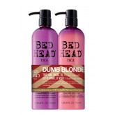 Bed Head Dumb Blonde Shamp Cond Tween 2pk 25oz