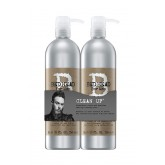 Bedhead For Men Clean-up Shamp Cond Tween 2pk 25oz