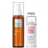 Spring Stock Up TIGI Copyright Care Colour Lustre Oil + Maximum Hold Spray 3.4oz 2pk