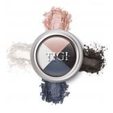 Tigi Cosmetics High Density Quad Eyeshadow - Smoky Hot